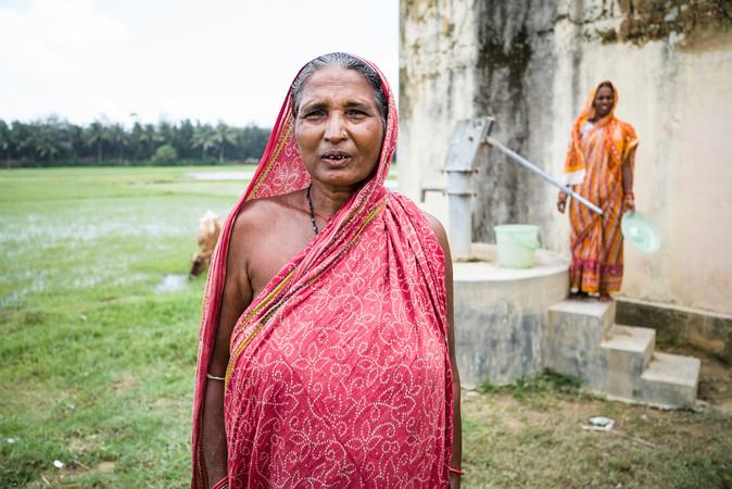 Proyectos de Ayuda en Acción en India